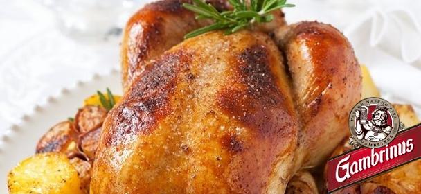 Švejkovo kuřátko 1,8 kg