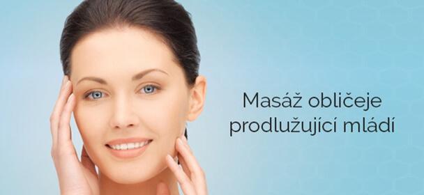 Kosmetická masáž obličeje + barvení obočí jako DÁREK