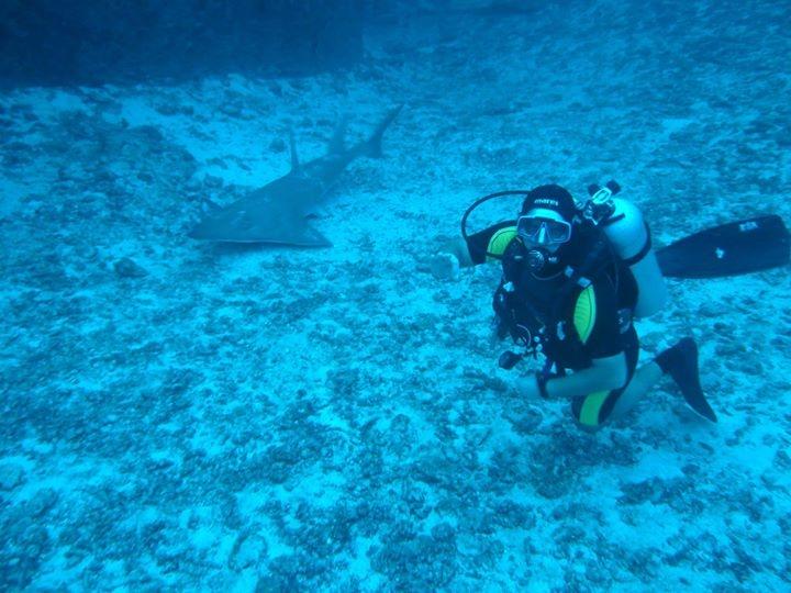 UDI Advanced Open Water Diver kurz - pokročilý potápěčský kurz