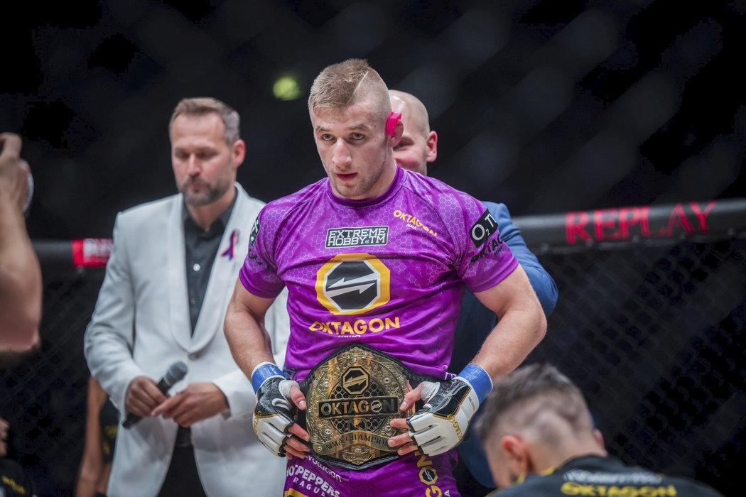 Privátní MMA trénink se šampiónem Davidem Kozmou